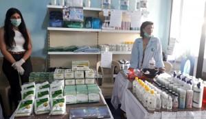 افتتاح أول مركز لدعم المرأة في بلدة الحواش