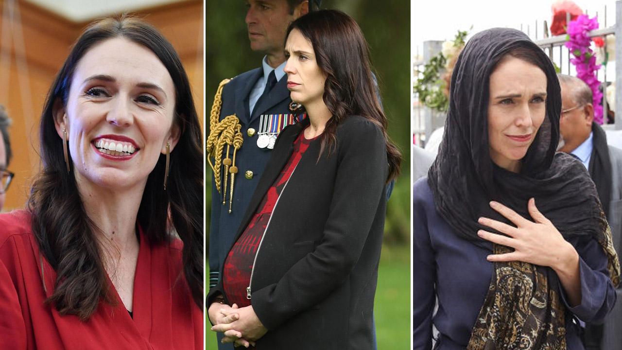 رئيسة وزراء نيوزيلندا جاسيندا أردرن