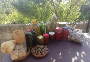 منتجات ريفية سورية