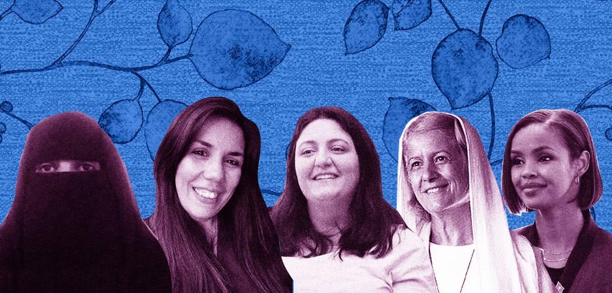 """عربيّات على قائمة """"100 امرأة مؤثرة عام 2020"""""""