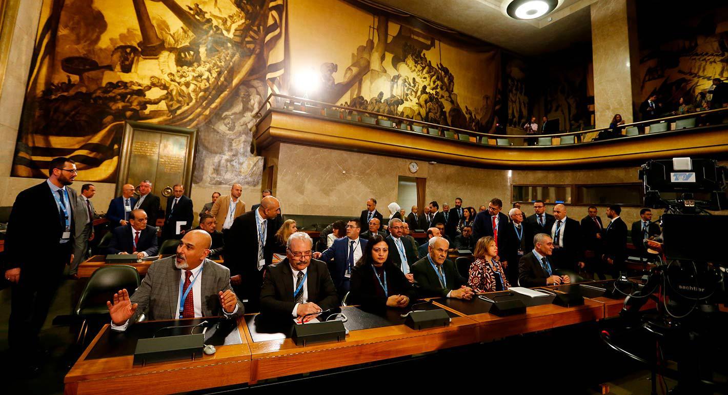 تمثيل غير منصف للمرأة السورية في المفاوضات