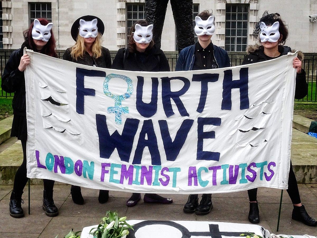 الموجة النسوية الرابعة