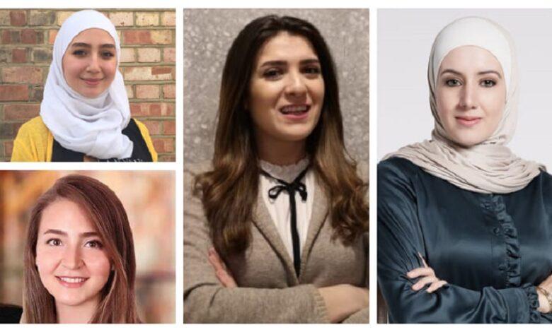 4 سيدات سوريات رائدات في العلوم