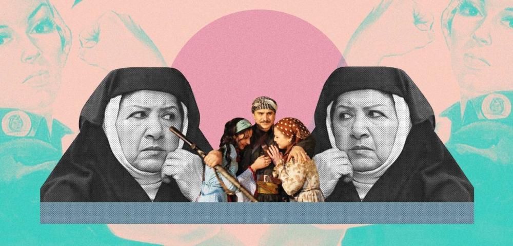 تمثيل النساء في المسلسلات العربية