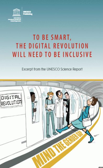 """""""تقرير اليونسكو للعلوم: السباق مع الزمن من أجل التنمية بطريقة أفضل"""""""