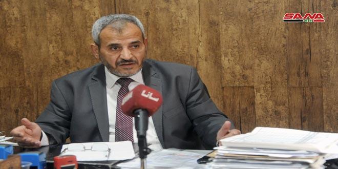 القاضي الشرعي الأول بدمشق محمود المعراوي