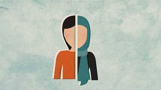 مناقشات عن النساء اللاتي خلعن الحجاب!