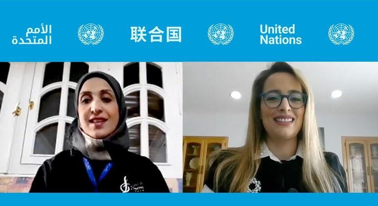 حوار مع الدكتورة ديما النائب/ الأمم المتحدة