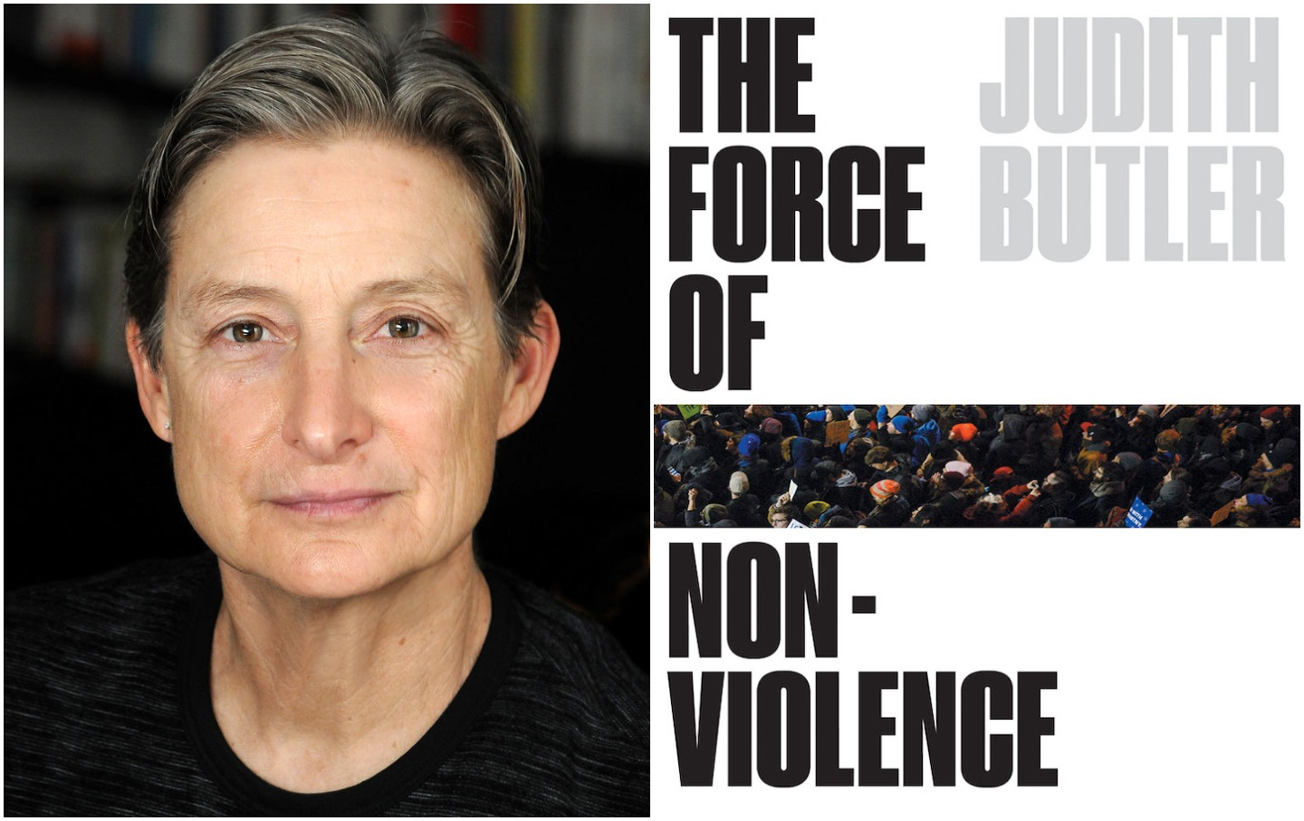 مراجعة لكتاب Judith Butler. The Force of Nonviolence. Verso. 2020