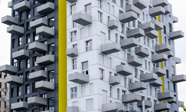 مباني سكنية من أجل النساء في فيينا