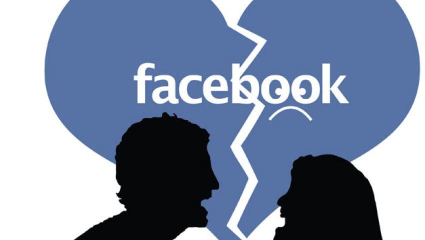 الفيسبوك سبب للطلاق!