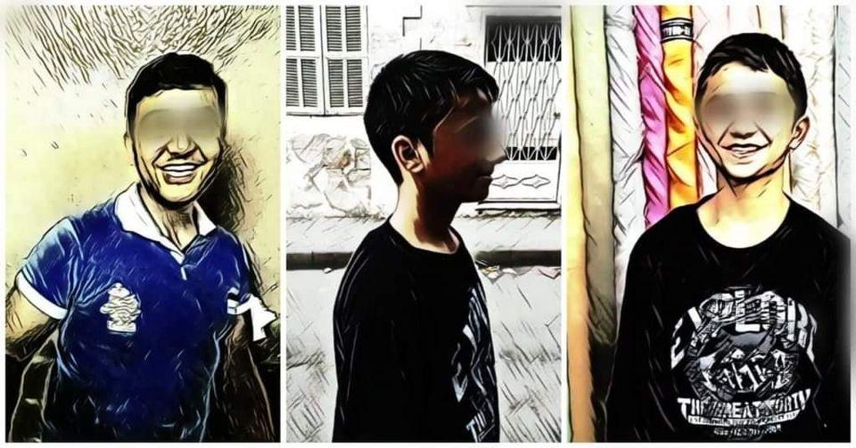 للمطالبة باستحداث شرطة خاصة للأحداث في سورية/ صفحة فيسبوك
