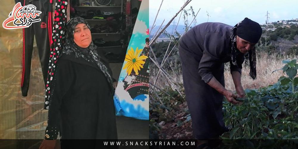 صديقة العقيبي ، نجاح الرفاعي - سناك سوري